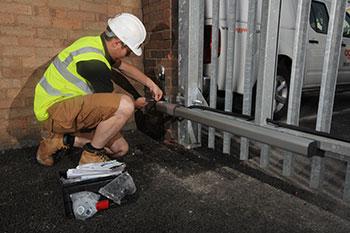 Maintaining automatic gates