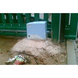 DIY gate installation disaster