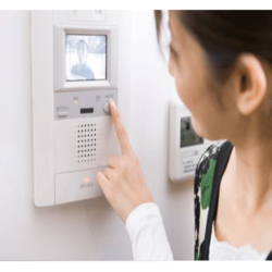 Access control intercom system