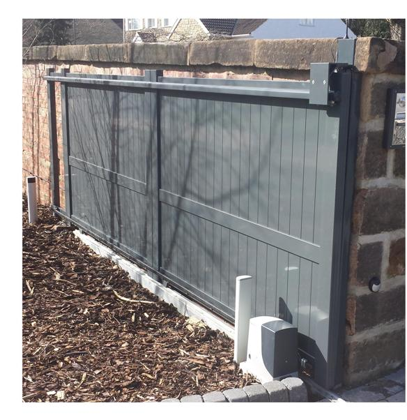 sliding gate automation kits