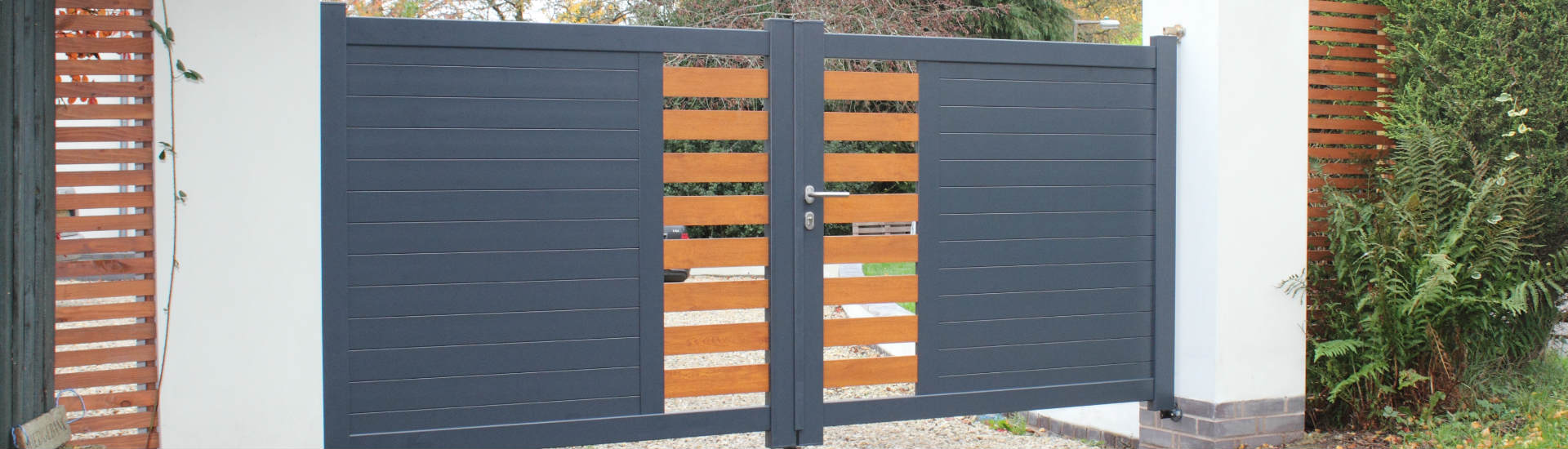 How to choose the perfect driveway gates