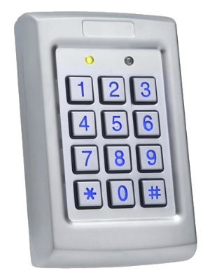 Keypads, fobs and tags