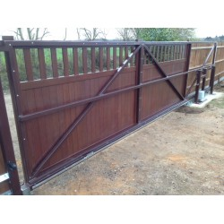 Five Benefits of Cantilever Gates