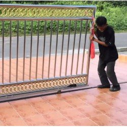 Looking After Automatic Gates Affected By Weather