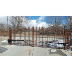 What Can Go Wrong with Iron and Steel Gates?