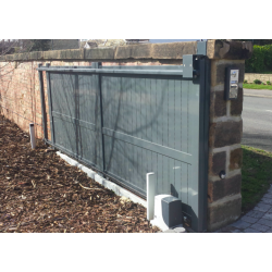 5 Benefits of Automated Sliding Gates