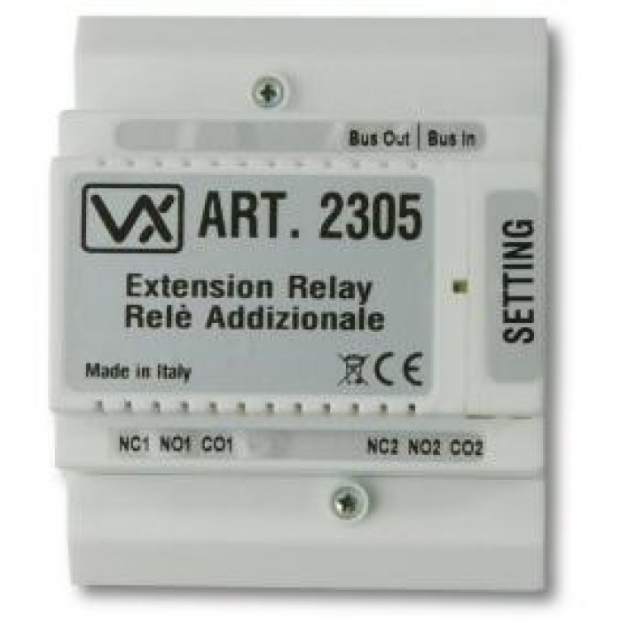 Videx 2305 Bus relay device for VX2300