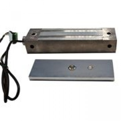 Faac Magnetic lock 400Kg (12V or 24Vdc)