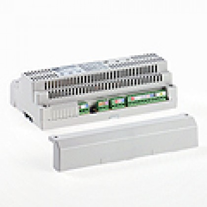 BPT VA/200.01, Control unit and power supplier, system 200