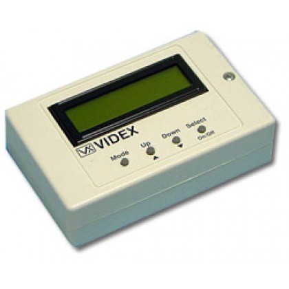 Videx 701T BST/GMT digital time clock