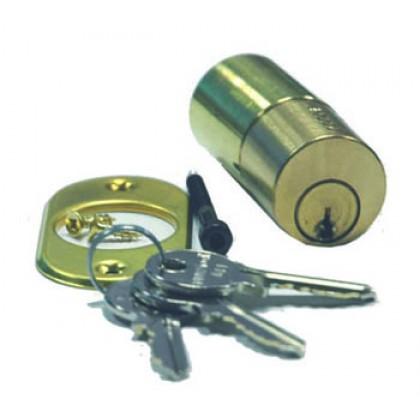 Faac external cylinder with 2 keys