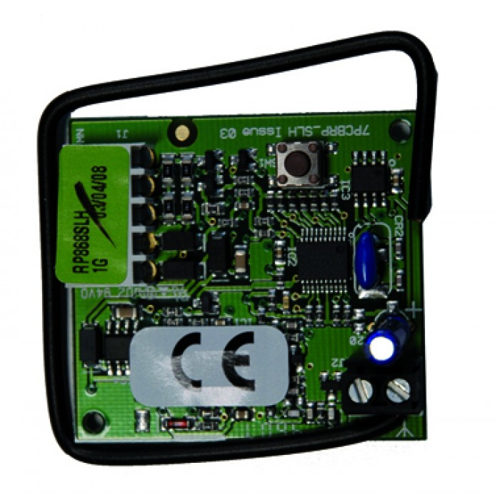 Faac RP868 DS 868MHz dip switch plug-in receiver and decoder