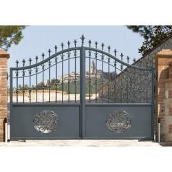 Aluminium gates vs stainless steel gates