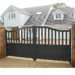 Why Aluminium Gates Are The Best Choice