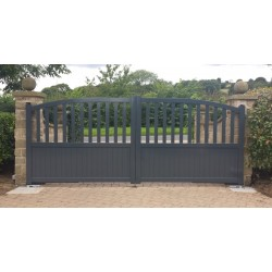 How Much Does Automating A Driveway Gate Cost?
