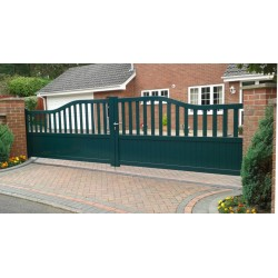 What size should gates be?