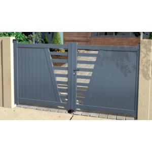 Aluminium Gate Designs