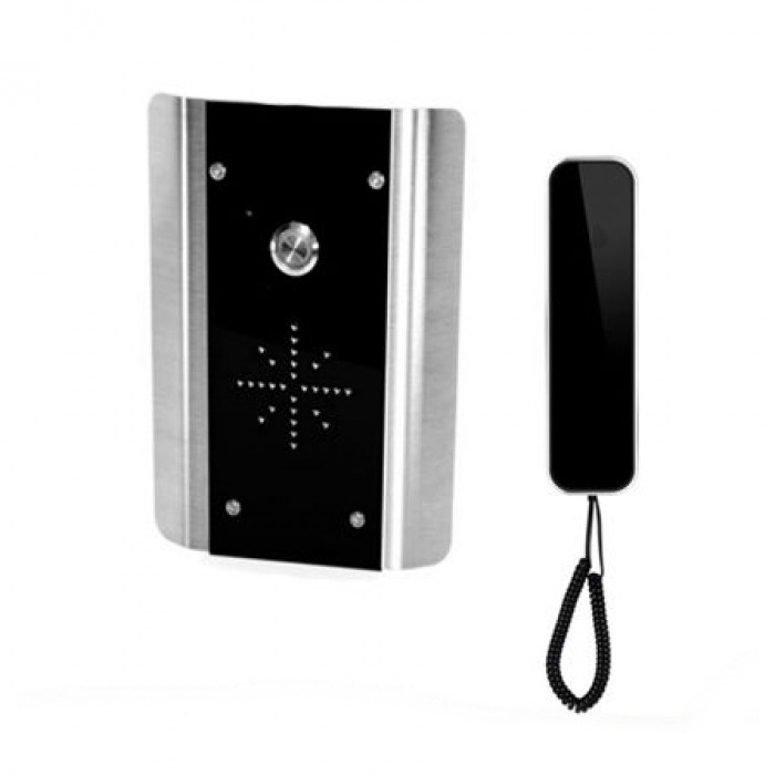 SPECIAL OFFER - AES Slim CL wired audio intercom kit with FREE handset