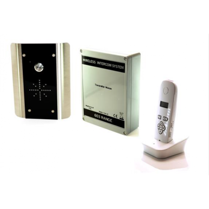 AES 603-AB DECT architectural digital wireless audio intercom system