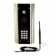 AES GSM-5ABK Cellcom Prime architectural GSM audio intercom with keypad