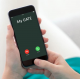AES GSM-5ABP Cellcom Prime architectural GSM audio intercom with prox reader