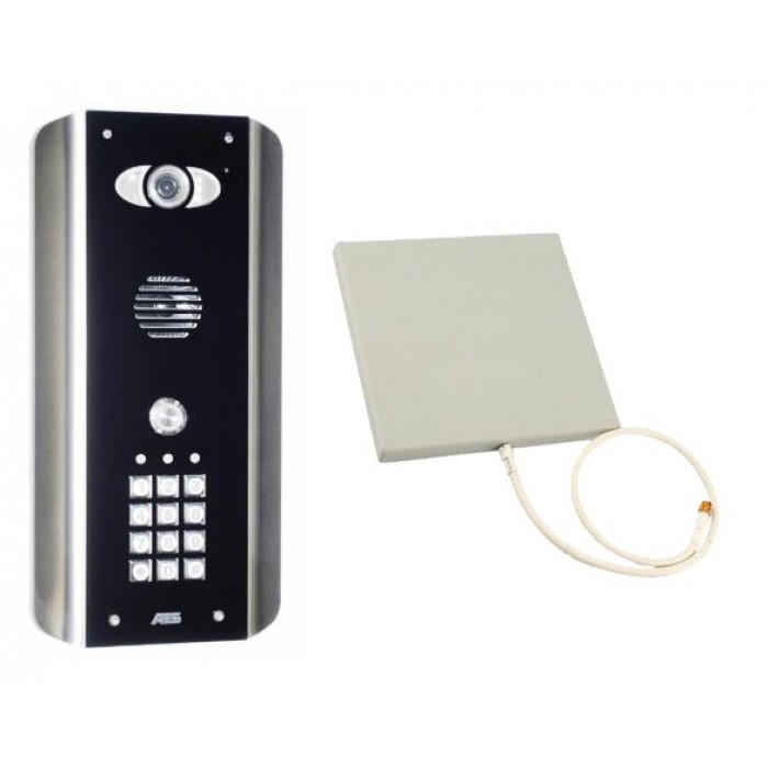 AES Predator2 WIFI-ABK architectural Wifi video intercom with keypad
