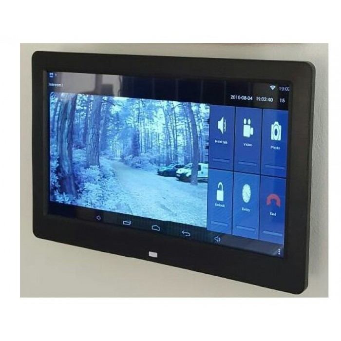 AES Predator2 WIFI-TOUCH wall/desk touch monitor with Android app pre-loaded