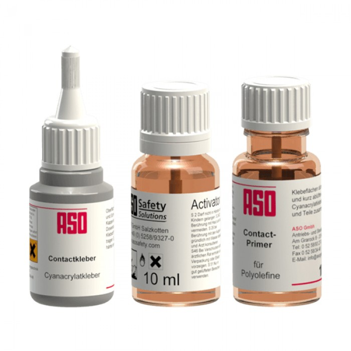 ASO glue set for 15mm safety edge  profiles