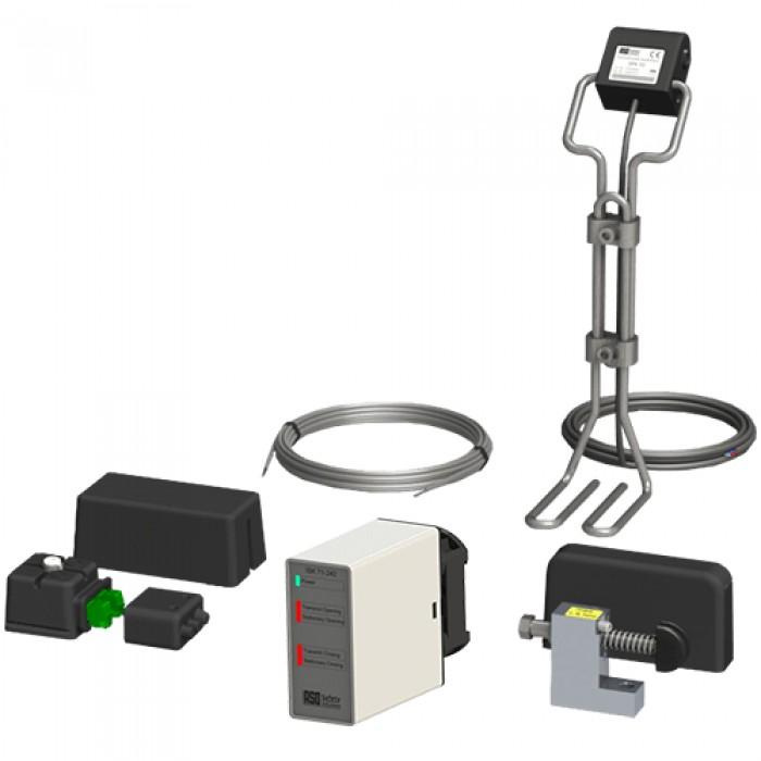 ASO Indus Kit sliding gate safety edge transmission monitoring kit