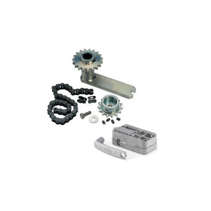 Beninca SB.DU.180K/SB.DU.180L single 180 degree release device for DU.IT motors