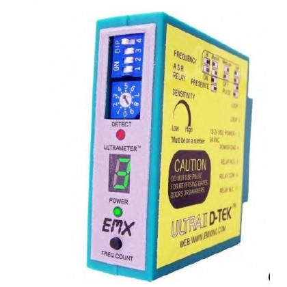 EMX Ultra II D-TEK Plug In Style Vehicle Loop Detector
