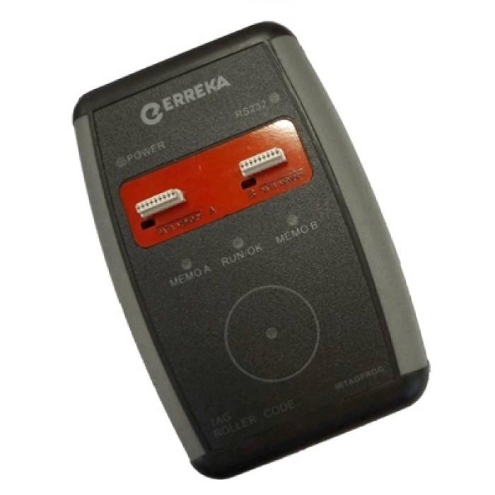 Erreka IRTAGPROG tag programming device with pc's software