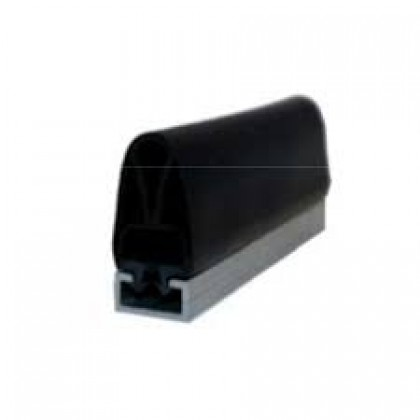 Faac Clickline ELE030/042A0A0 safety edge with aluminium support and one lead and one resistor