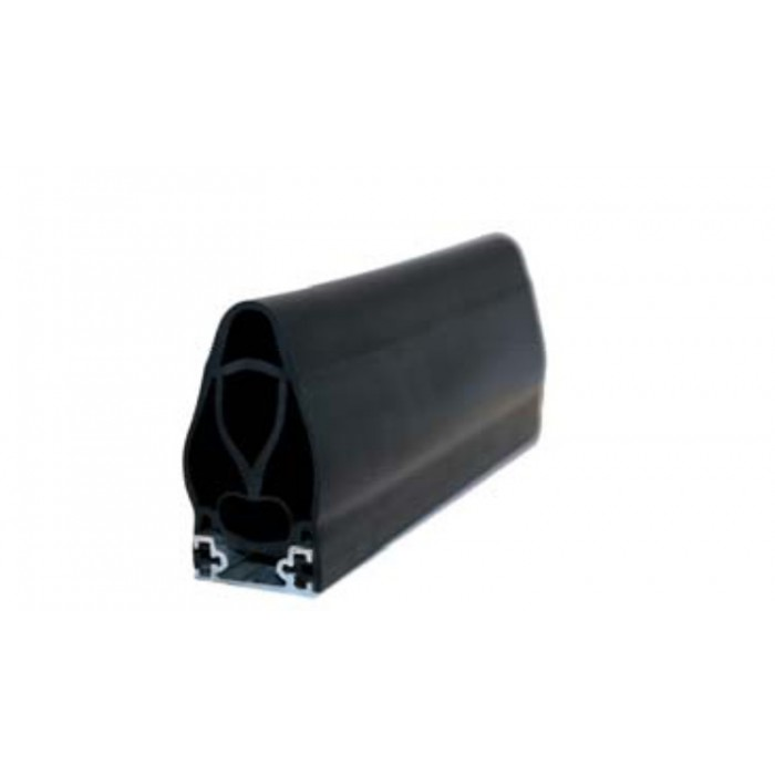 Faac Coverline ELE040/080A0A0J0 safety edge with aluminium support and two leads