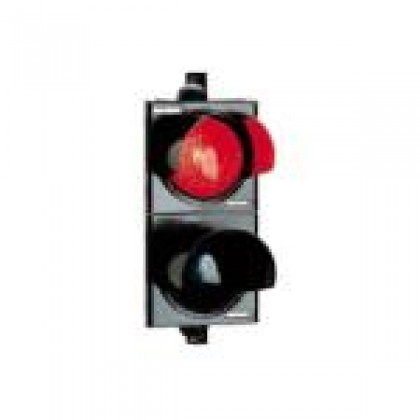 Faac 24Vdc traffic lights module red light with plastic body