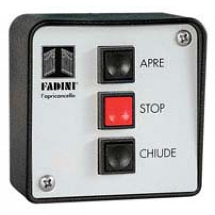 Fadini TREPU25 3 push button