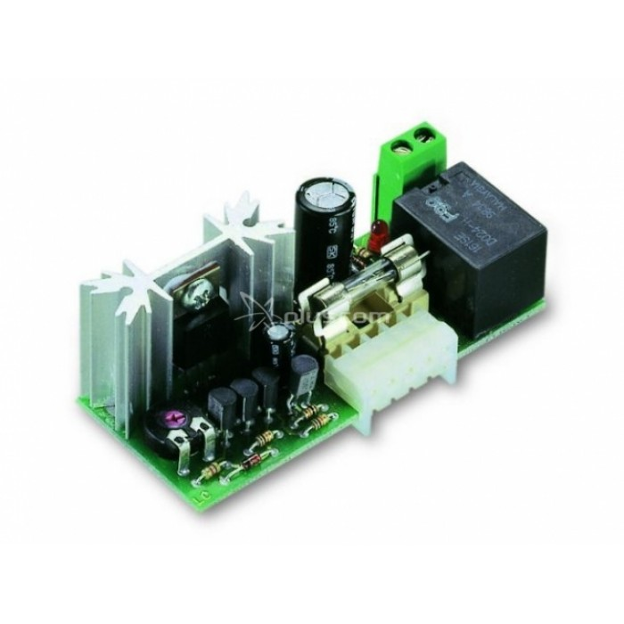 Nice CARICA plug-in card for battery charger