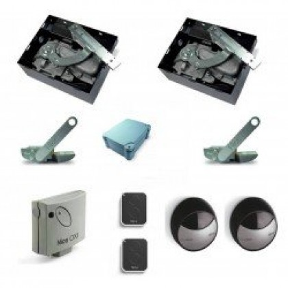 SPECIAL OFFER - Nice L-Fab Kit 1 230Vac underground kit for swing gates up to 4m