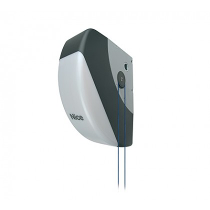 Nice Soon 24Vdc motor for sectional doors up to 20m square