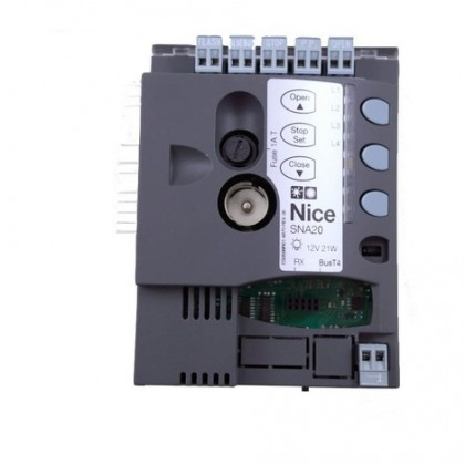 Nice SNA20 spare control unit  for SpinBus23 garage door system
