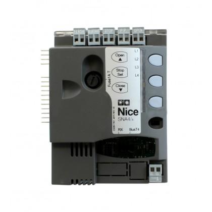 Nice SNA4 spare control unit for garage door motor
