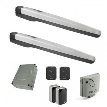 Nice ToonaKit 5 orToonaKit 8 24Vdc ram kit for swing gates up to 7m