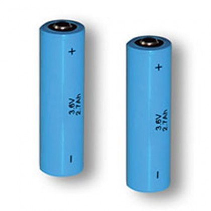 Prastel BATF battery kit comprising two 3.6V 2.7Ah batteries