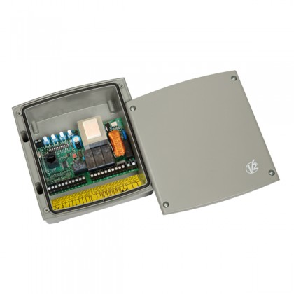V2 Flexy2 230Vac analogue control unit for swing gates and sliding gates