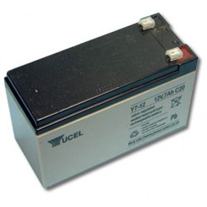 Videx NP7-12 - 7Ah rechargable 12V battery