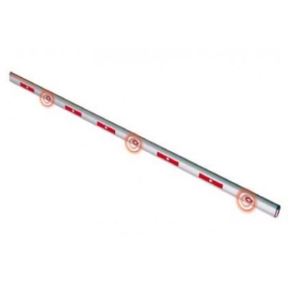 Fadini Aluminium beam with LEDs for BAYT 980 barrier