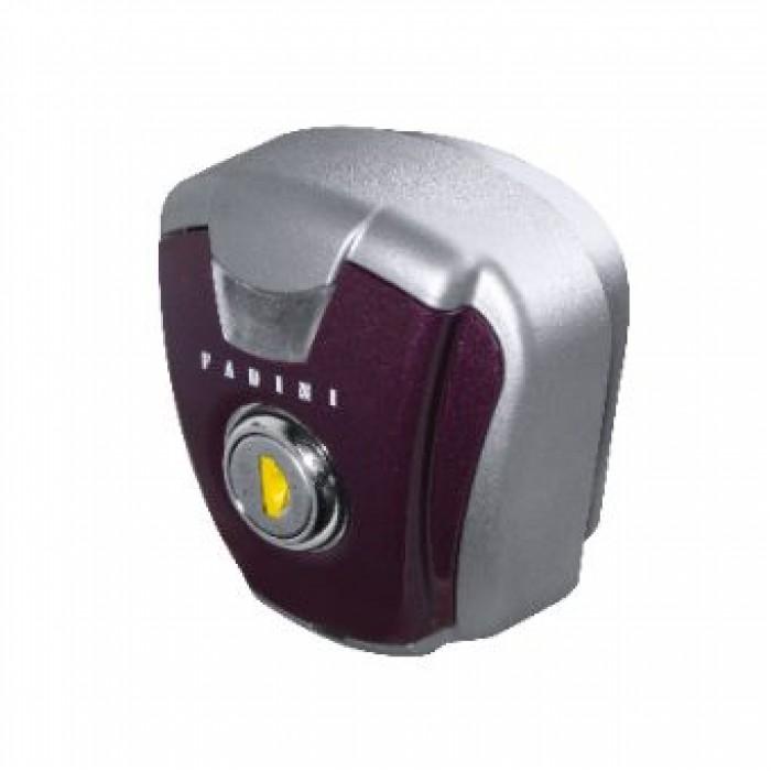 Fadini CHIS 37 aluminium surface mount customized keyswitch