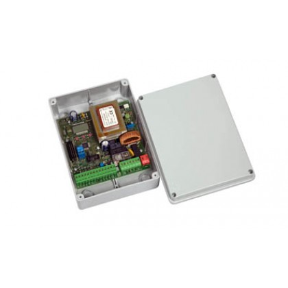 V2 CITY4 - 230V digital control unit for swing gates & sliding gates