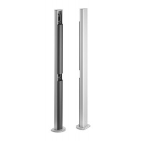 Beninca COL12N pair of disassembled columns