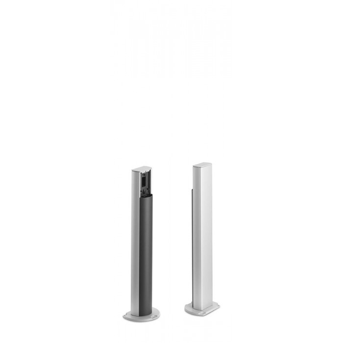 Beninca COL05N pair of disassembled columns